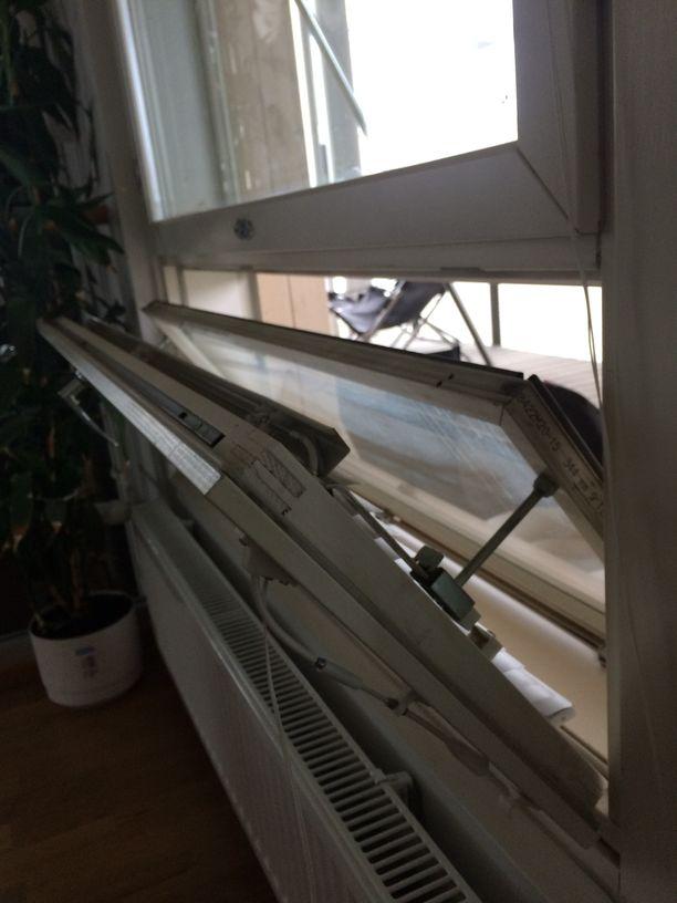 Comme en Russie, des doubles vitres : parés contre le froid