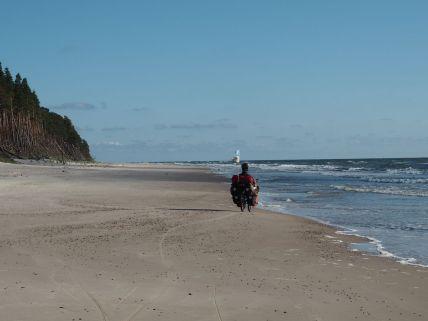 Et si nous testions la route de la plage!