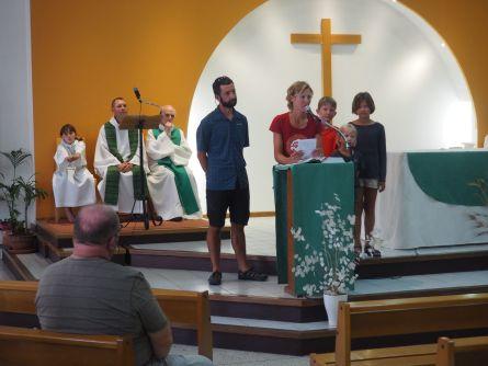 Accueillis dans notre paroisse