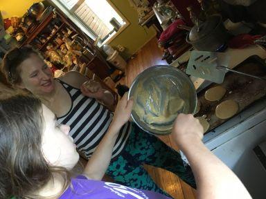 Délicieux pan cakes (nous avons la recette!!!)