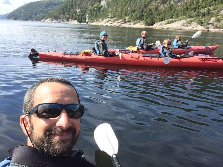 Tous en kayak