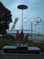 Visite du fameux parc Olympique de Montréal