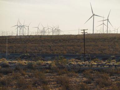 Des éoliennes en pagaille