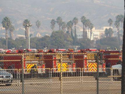 Le QG des pompiers