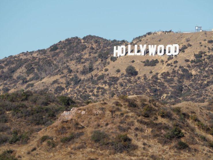 Qui dit Los Angeles, dit ... Forcément...