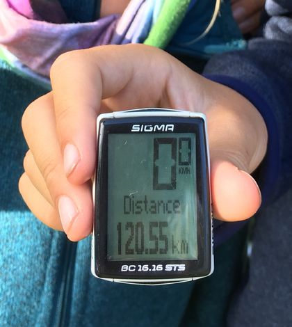 ... nouveau record pour les Cham à vélo
