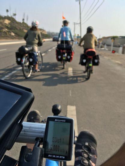 Passage des 5000 km