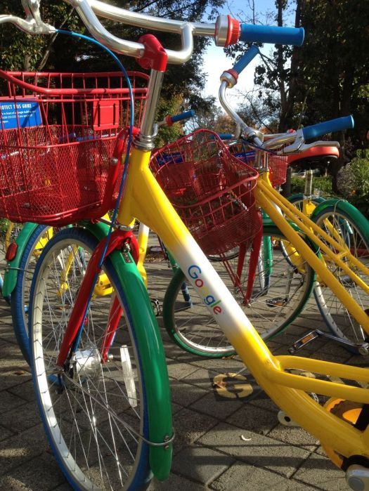 Sympa leurs vélos