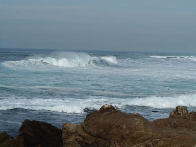 Il y a des vagues mais ce n'est pas encore un Tsunami