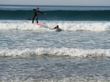 En surf ou bodyboard ça glisse !