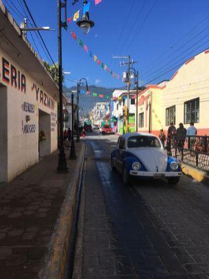 Petite balade dans les rues d'Ocosingo