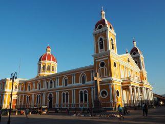 Une des multiples églises de Granada