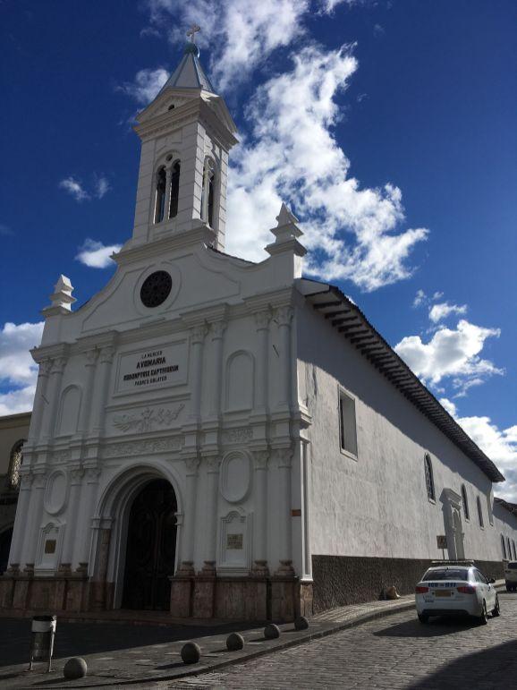 Eglise Todos Santos de Cuenca