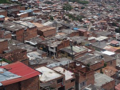 Les barrios populaires