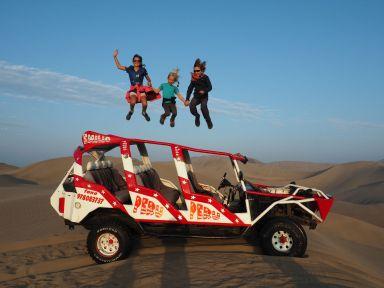 Nous ne résistons pas à faire joujou dans les dunes (sensations garantis)