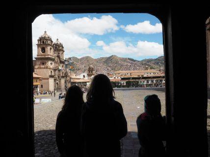 C'est parti pour la découverte de Cusco !