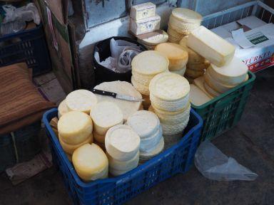 Des fromages de vache bons marchés mais pas très savoureux