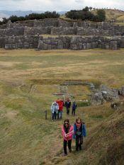 Les sites incas sont souvent très vastes