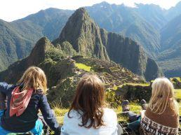 De fait, le Machu Picchu est vraiment un site impressionnant