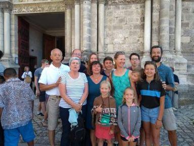 Un 15 août en famille