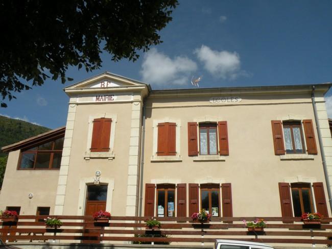 Lesches-en-diois Mairie