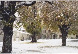 Le Charel enneigé 11.11.2003