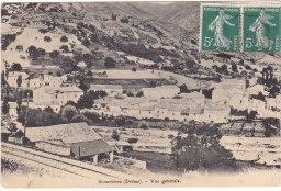 Beaurières Vue générale village 01.01.1909