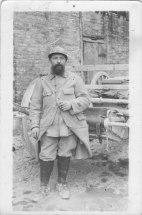 Antoine Miallon caporal 1916