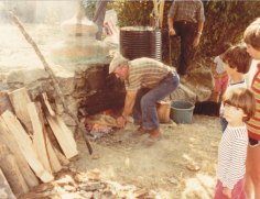 Camille et le foyer de l'alambic 15.08.1983
