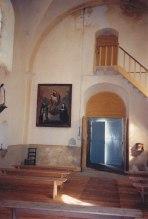 Portes d'accès à la nef