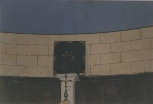 Fond de l'abside