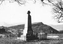 Lesches-en-Diois Monument aux Morts