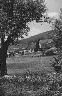Lesches-en-Diois années 1950