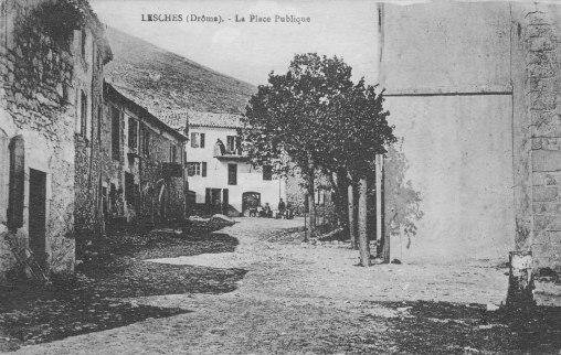 Montée de l'église années 1910