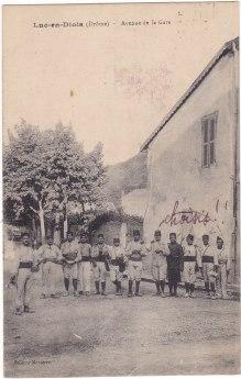 Soldats Luc-en-Diois