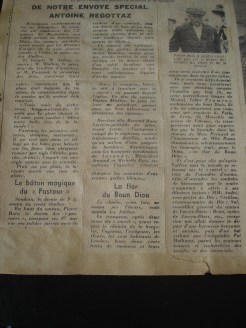 1962 Journal du Diois