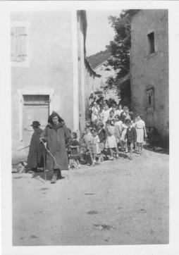 15.08.1956 Le berger et la procession
