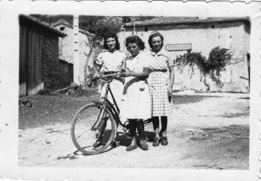03.09.1941 Le vélo et les cousines