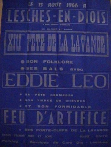 15.08.1966 Affiche
