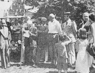 15.08.1977 Discours des Officiels