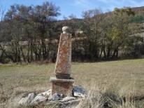 Stèle entrée ouest