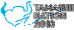 Logo Tamashii Nation 2018