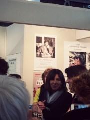 Anne Hidalgo, en visite