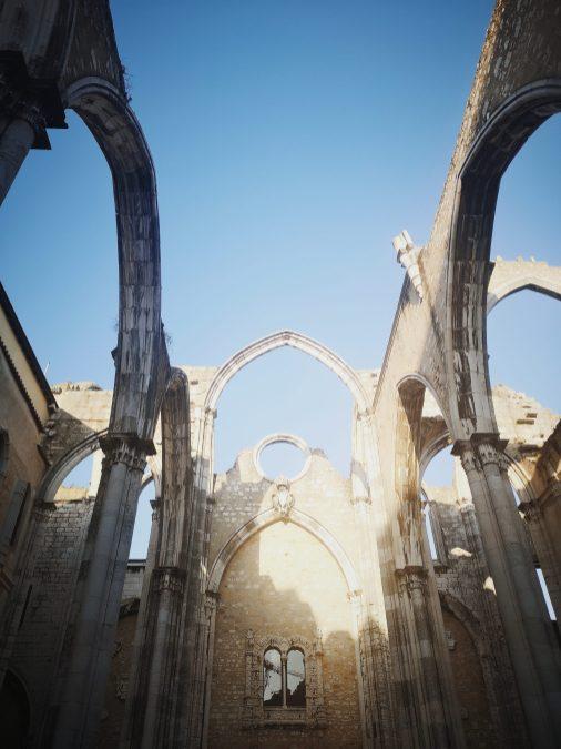Ruines du Couvent des Carmes, Lisbonne