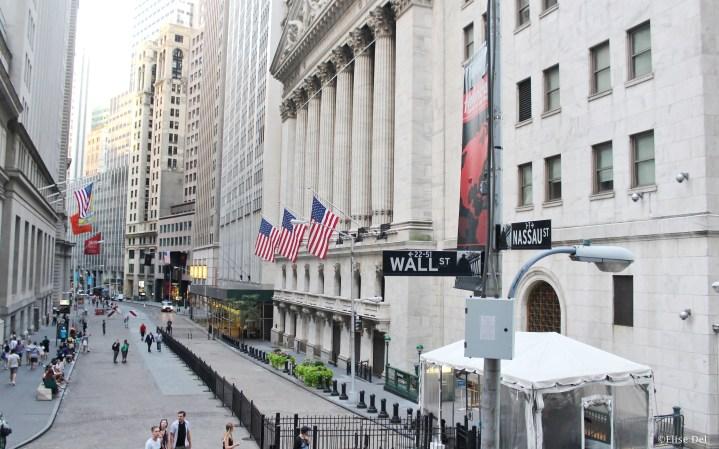 10) Wall Street
