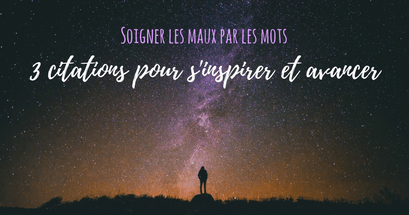 Développement personnel : 3 citations inspirantes