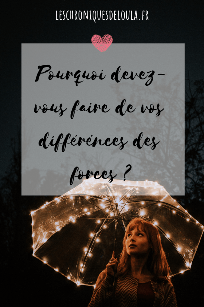 Accepter ses différences