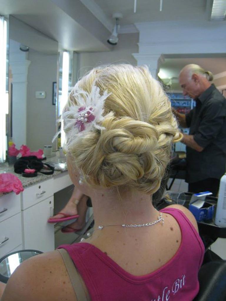 Weddings Les Ciseaux Salon Spa
