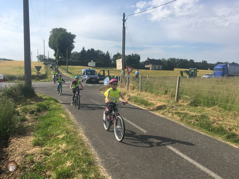 Sortie Vélo - 2019032