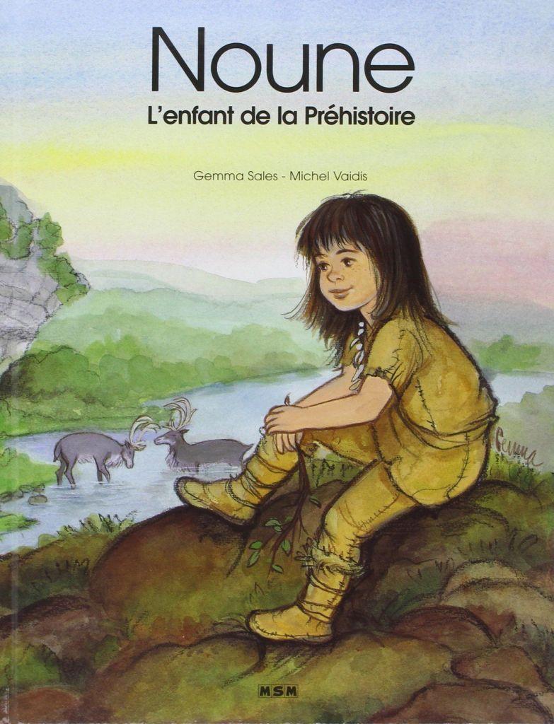livre préhistoire Noune